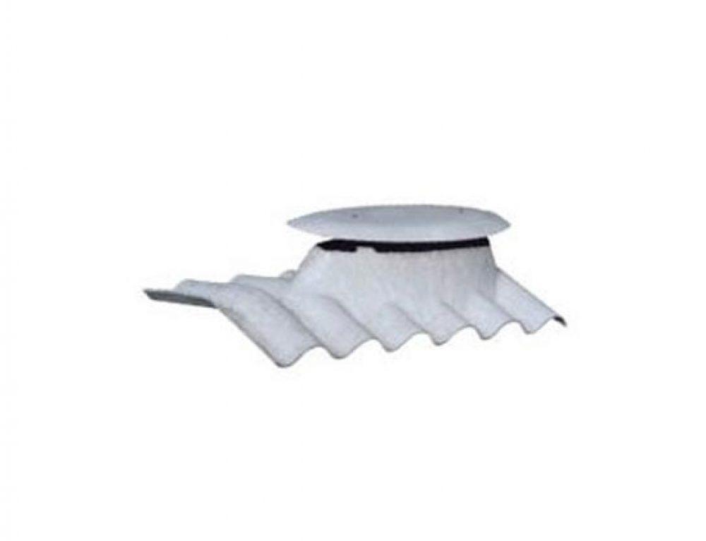 Cumeeira de ventilação tipo Lanternim