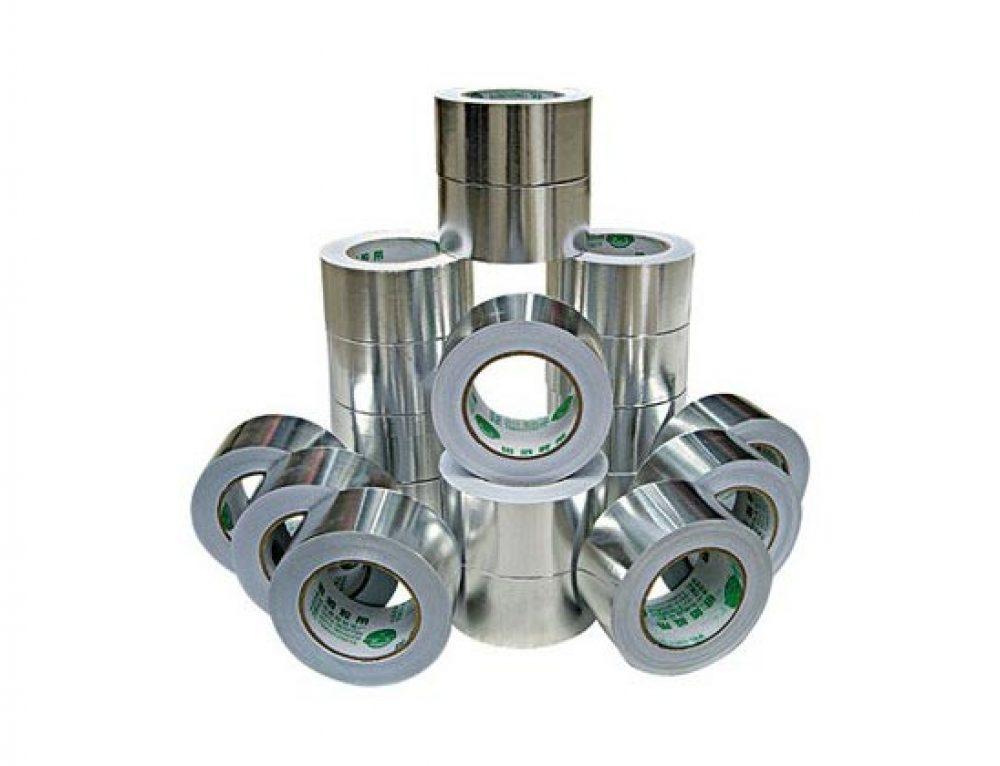 Fitas de alumínio